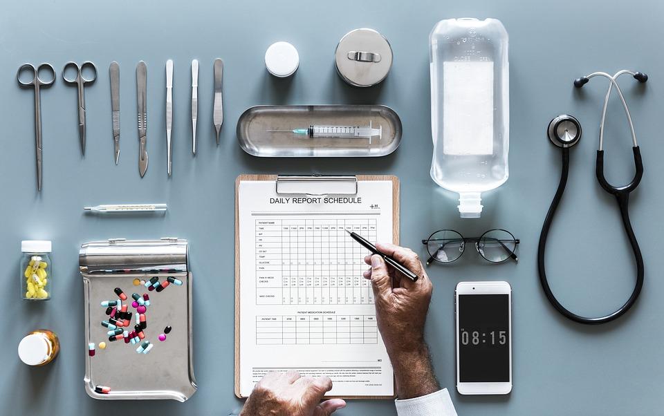 Medizin-Klinik