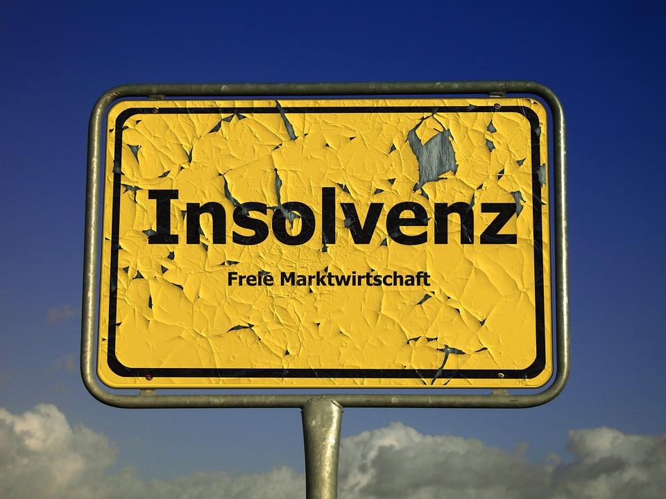 Privatinsolvenz-Schulden